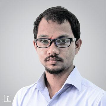 Paresh Nayka (DFA – Mehta Kala Mahavidyalaya)